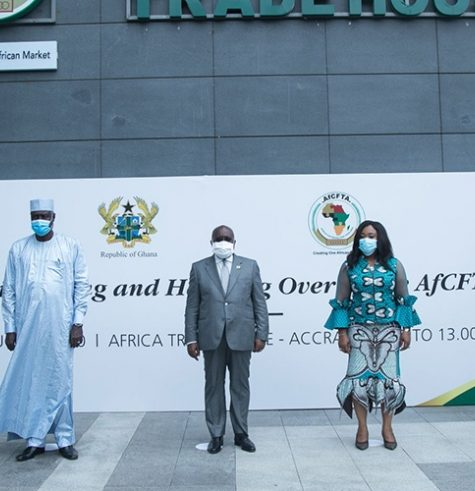 president-addo-and-other-officials-during-the-launch-of-the-afcfta-secretariat-in-accra-ghana-last-week.-courtesy